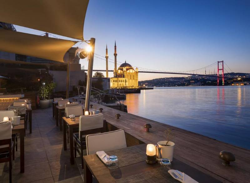 فندق راديسون بلو بوسفوروس Radisson Blu Bosphorus