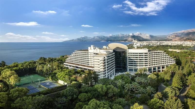 فندق ريكسوس داون تاون - Rixos Downtown Antalya
